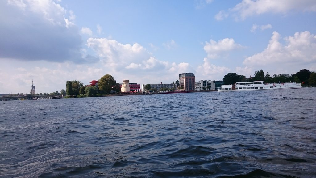 Potsdam - Tiefer See