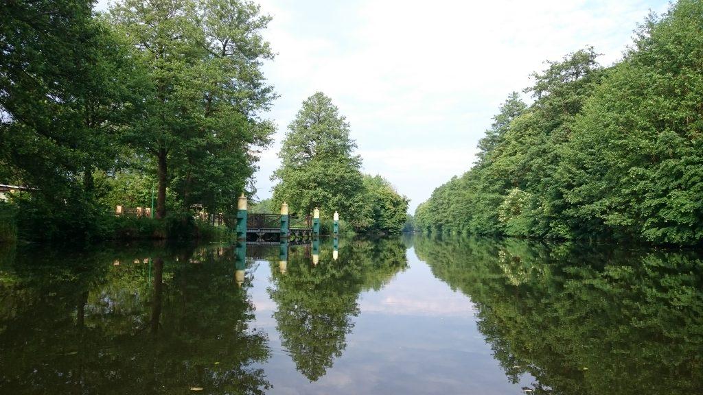 Finowkanal bei Marienwerder
