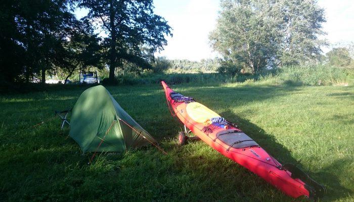 Zeltwiese Naturcamping Lassan