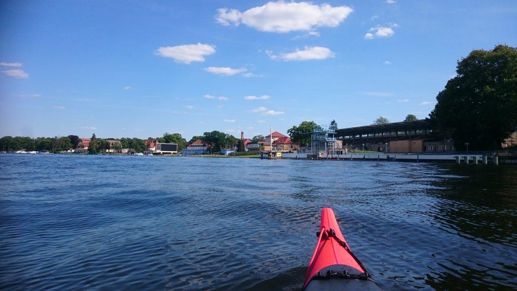 Dahme - Regattastrecke Langer See