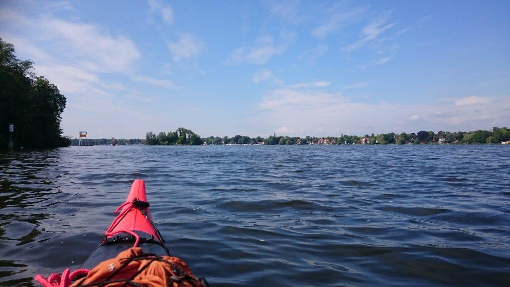 Zeuthener See bei Schmöckwitz